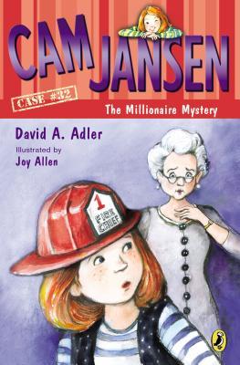 Cam Jansen and the Millionaire Mystery By Adler, David A./ Allen, Joy (ILT)
